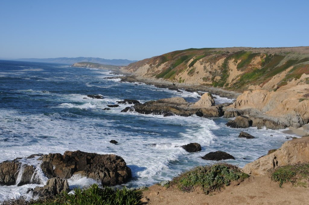 Ocean Views On Golf Course Bodega Bay